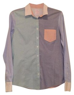 Brooks Brothers Button Down Shirt Multi