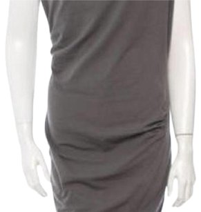 Brunello Cucinelli short dress Taupe on Tradesy