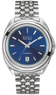 Bulova Bulova Accuswiss Telc Automatic Mens Watch 63b186
