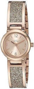 Bulova Caravelle York Rose Gold-tone Ladies Watch 44l165
