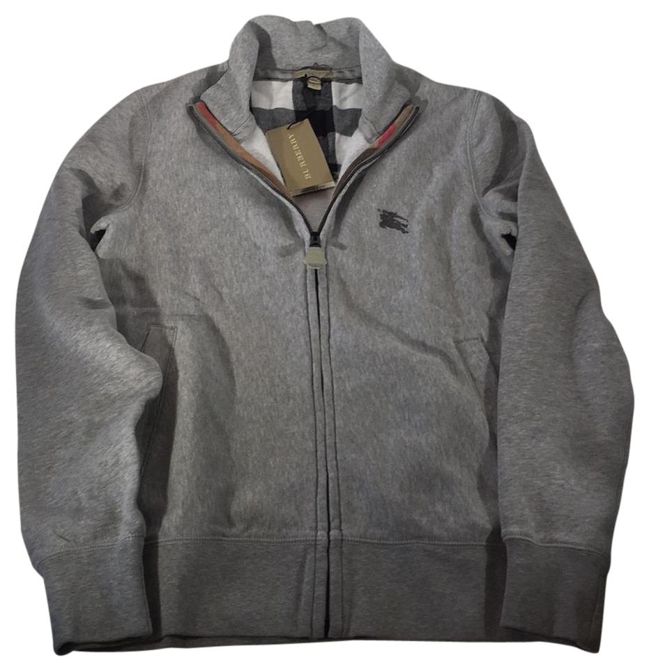 burberry hoodie mens for sale