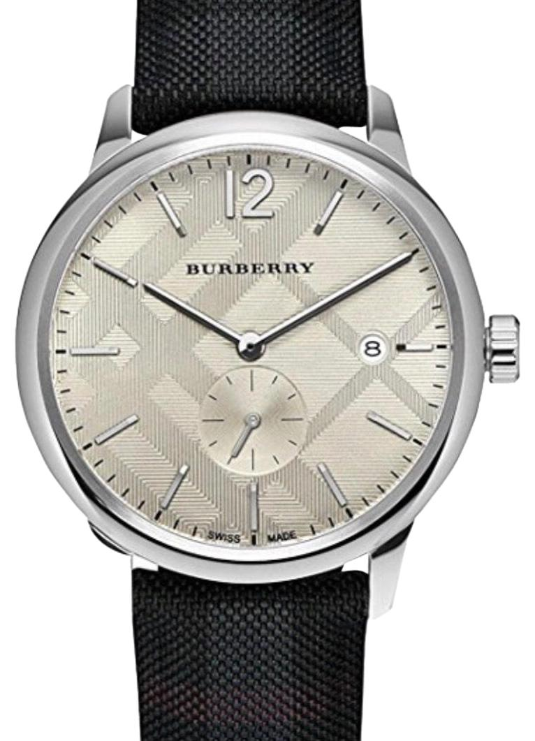 burberry analog watch