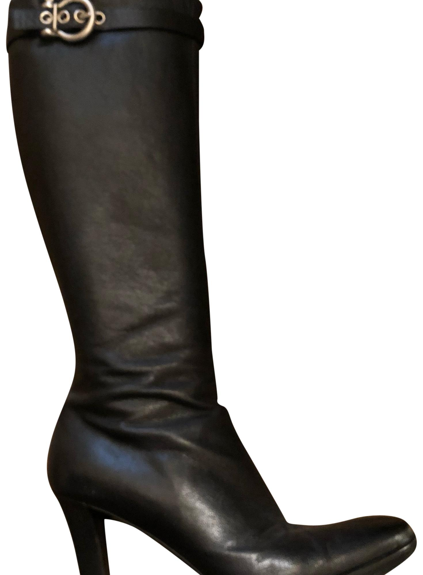 Burberry Black Boots/Booties Size US 9.5 Regular (M, B)
