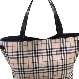 Burberry Blue Label Tote in Multi