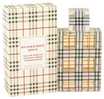 Burberry Brit Burberry Brit By Burberry Eau De Parfum Spray 1.7 Oz