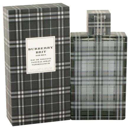 Burberry Brit Burberry Brit By Burberry Eau De Toilette Spray 3.4 Oz