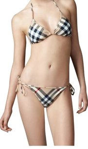 Burberry Brit Burberry Nova Check Bikini