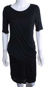 Burberry short dress BLACK Nwt on Tradesy