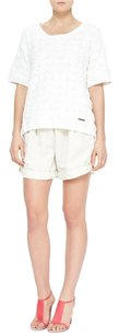 Burberry Brit Shorts Chalk White
