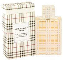 Burberry Burberry Brit By Burberry Eau De Toilette Spray 1.7 Oz