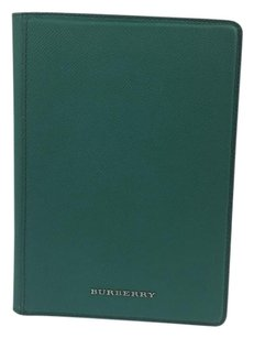 Burberry Burberry Miniconiston Green Leather Apple iPad MINI Case