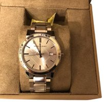 Burberry Burburry Silver Women's Watch