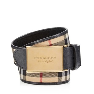 Burberry George House Check Belt