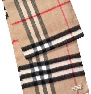 Burberry icon scarf