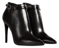 Burberry Made In Italy Ankle Black Boots