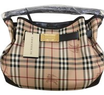 Burberry New With Tag Hobo Bag