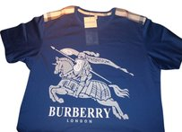 Burberry Prorsum T Shirt Blue