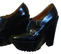 Burberry Prorsum Britt London Gucci Black Platforms