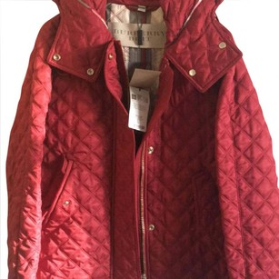 Burberry Red Jacket