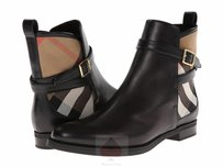 Burberry Women Black/ House Check Boots