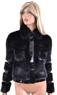 Burberry Women's Jacket Fur Coat
