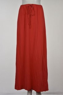C&C California Cc Womens Maxi Skirt Coral Pink