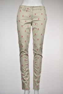 C. Wonder C Womens Lobster 0 Causal Straight Trousers Pants