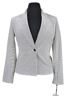 Calvin Klein 46 65 Womens White Jacket