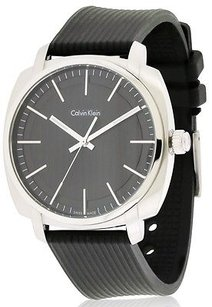 Calvin Klein Calvin Klein Highline Rubber Mens Watch K5m311d1