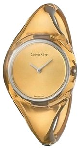 Calvin Klein Calvin Klein Pure Translucent Bangle Ladies Watch K4w2mxf6