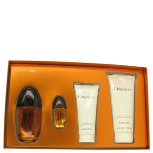 Calvin Klein OBSESSION by CALVIN KLEIN ~ 4 Piece Gift Set