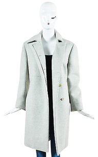 Calvin Klein Collection Sage Pea Coat