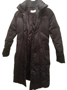 Calvin Klein Puffer Down Winter Hooded Coat
