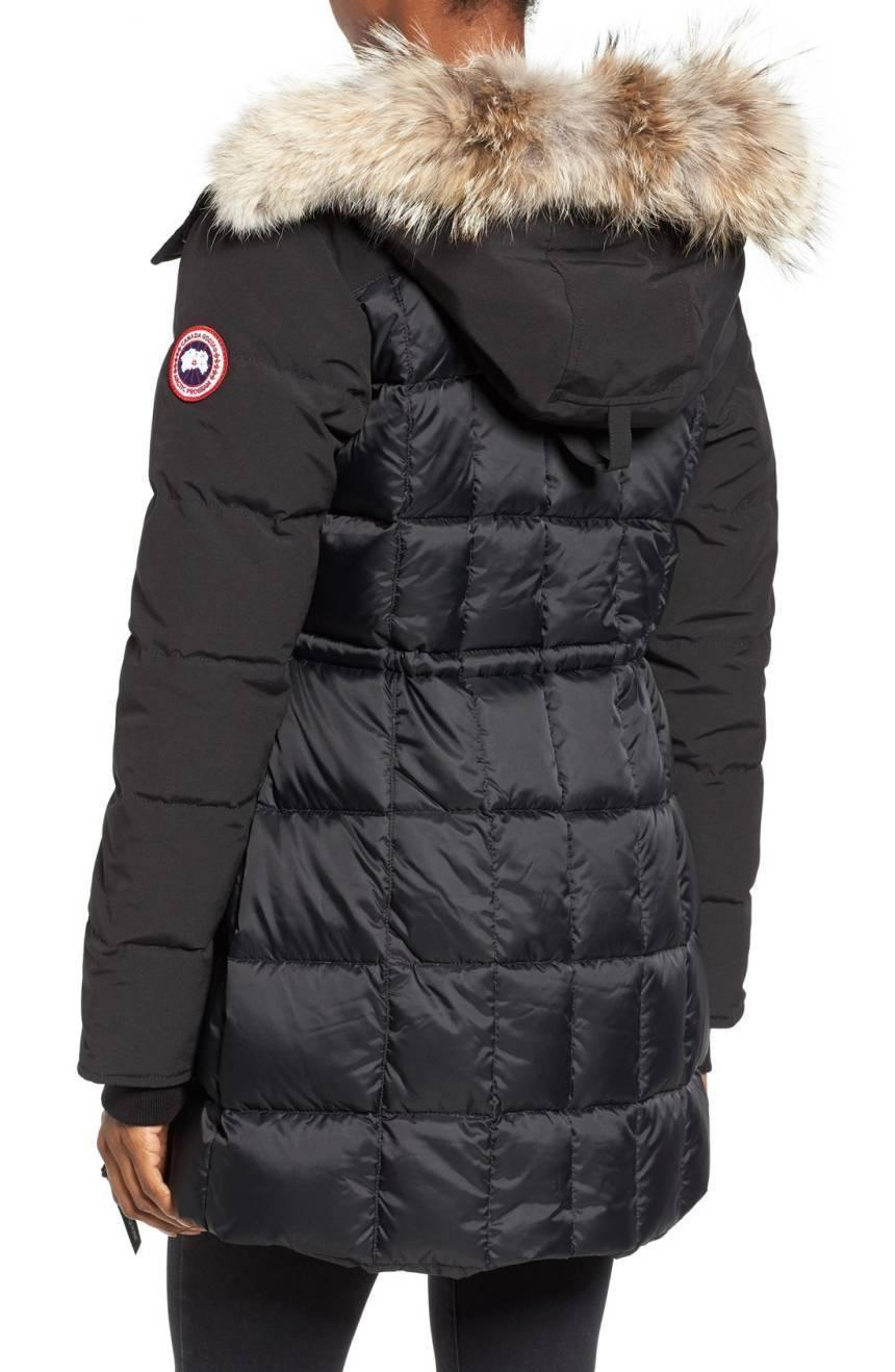 84967f4dfe21 canada goose beechwood coyote fur trimmed parka