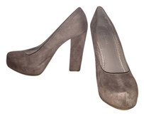 Candie's Gray Platforms