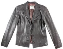 Carina Pelle Carina Divine Jacket Leather Ngr Coat