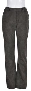 Carlisle Womens Textured Casual Polyester Trousers Career Pants