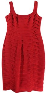 Carmen Marc Valvo Sheath Dress