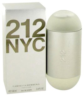 Carolina Herrera 212 By Carolina Herrera Eau De Toilette Spray (New Packaging) 2 Oz