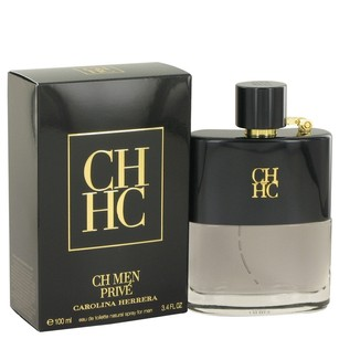 Carolina Herrera CH PRIVE by CAROLINA HERRERA ~ Men's Eau De Toilette Spray 3.4 oz