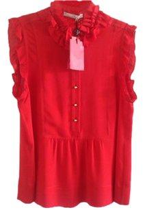 Carolina Herrera Top Red