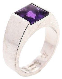 Cartier Cartier,Amethyst,Store,18k,750,White,Gold,Ladies,Ring