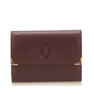 Cartier Bordeau,leather,others,red,6ccazz001