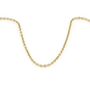 Cartier Cartier 18k Yellow Gold Cable Chain Link Necklace 16