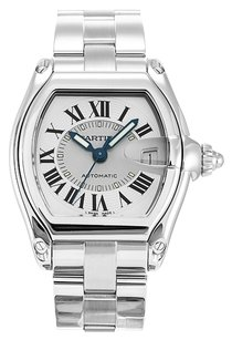 Cartier CARTIER ROADSTER W62000V3 STAINLESS STEEL MEN'S WATCH