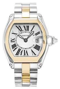 Cartier CARTIER ROADSTER W62026Y4 STAINLESS STEEL LADIES WATCH