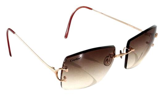 cartier sunglasses - up to 70% off at tradesy