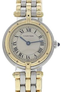 Cartier Ladies Cartier Panthere Vendome 18k Yg Ss 1057920