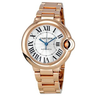 Cartier Ladies Cartier Ballon Bleu 18kt Pink Gold Watch