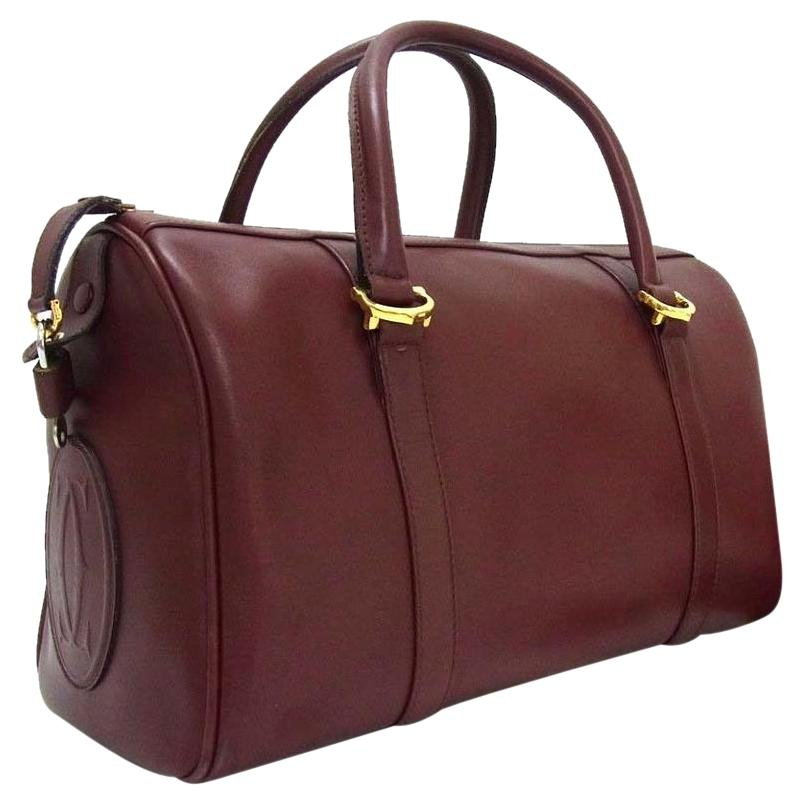 Cartier Weekend/Travel Bags - Up to 90% off at Tradesy